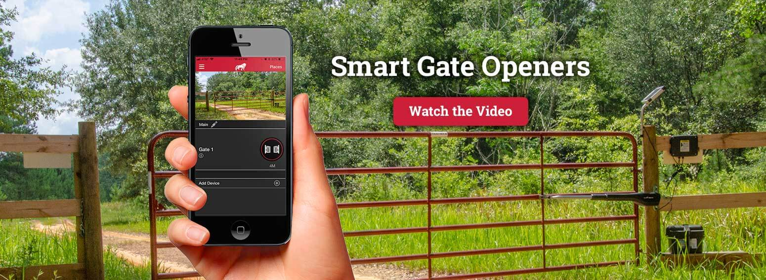Smart Gate Openers by Mighty Mule
