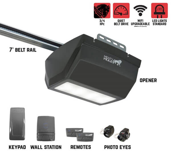 MM9333H Smart Garage Door Opener