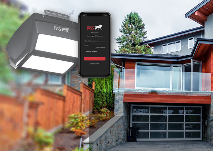 How Does a Smart Garage Door Opener Work?